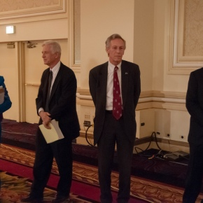 The 2012 Long-Shots: A Danger to Obama andRomney?