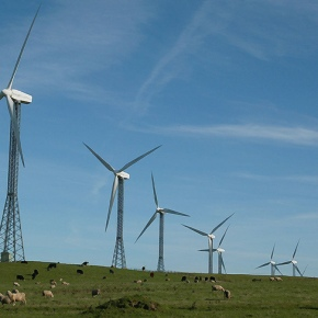 Wind Energy Possibilities for the East Coast