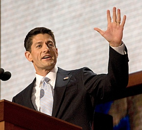 Paul Ryan versus…what, exactly?