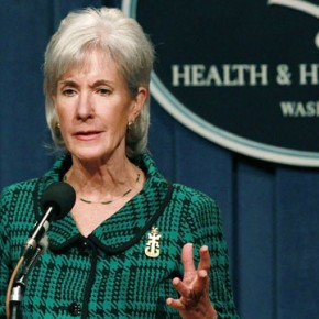 Secretary Sebelius Seeking Donations To Support the ACA