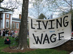 The Cost of a LivingWage