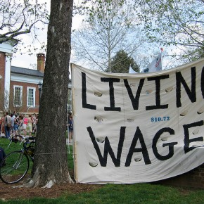 The Cost of a Living Wage