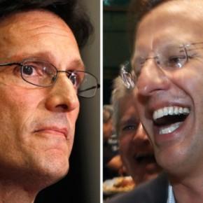 Cantor Loss Highlights PoliticalDichotomy