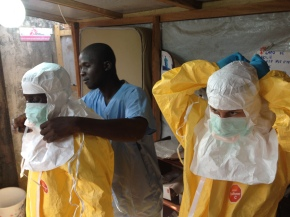 The Ebola Crisis: An Epidemic with GlobalImplications