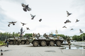Tired of Being a Satellite: Ukraine's Shifting Orbit in the Post-SovietSpace