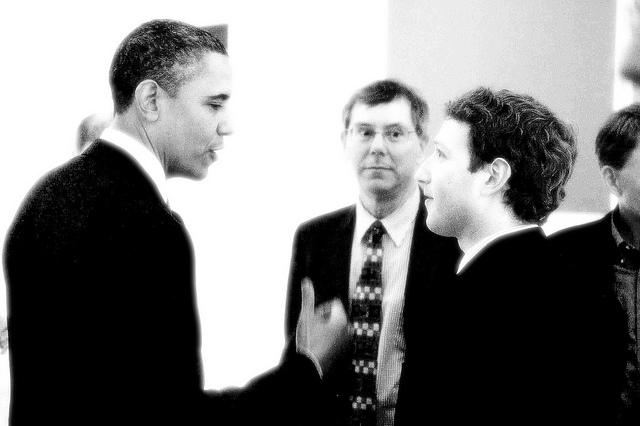 Obama and Zucker