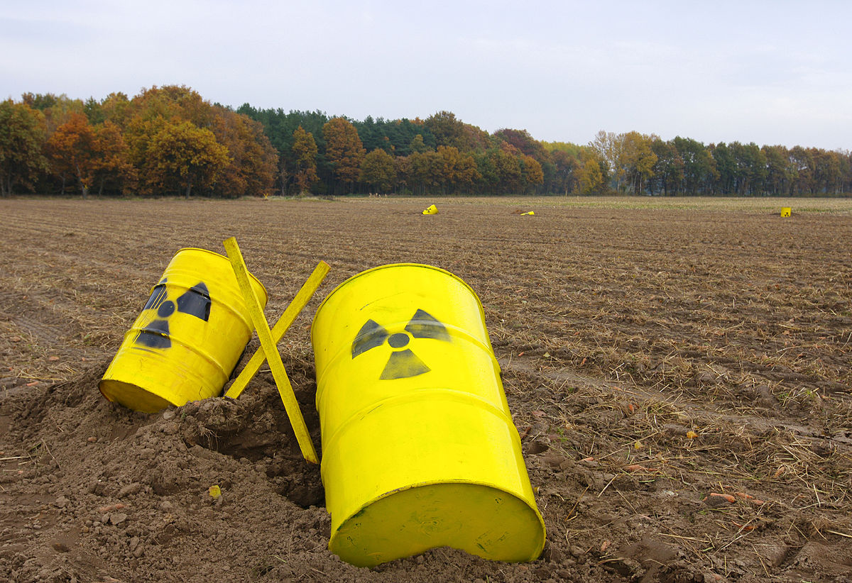 Nuclear Waste's Apathy Tax | Policy Interns