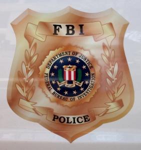 FBI Police: Emblem via Cliff on flickr