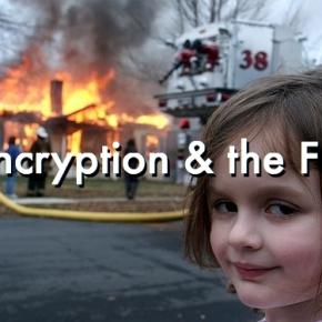 Decrypting Data: A Viable Solution or VanillaStupid?