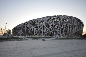 Bird's Nest, Beijing 2008