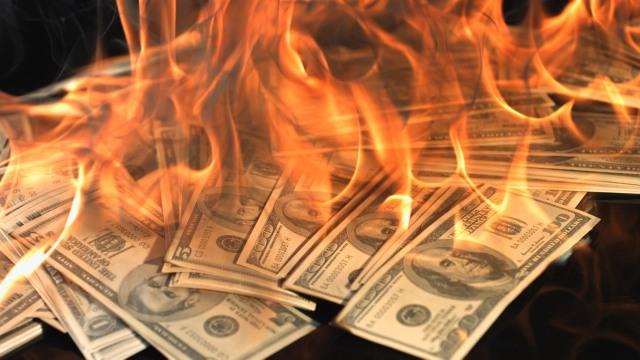 fire money flicker