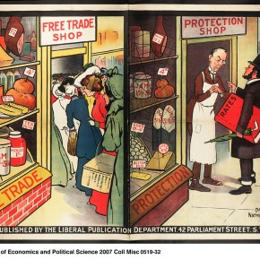 From the Past to the Present: U.S.Protectionism